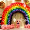 宝宝宴气球装饰/成都气球造型装饰图片