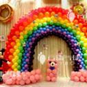 供应宝宝宴气球装饰/成都气球造型装饰