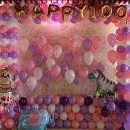 供应气球小景/气球装饰布置