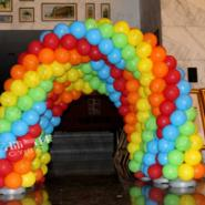 供应气球装饰/成都气球装饰/年会气球/财神气球/气球装饰布置