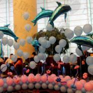 海洋主题装饰/海洋气球装饰图片