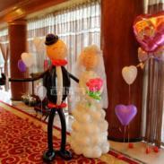 成都气球婚礼图片