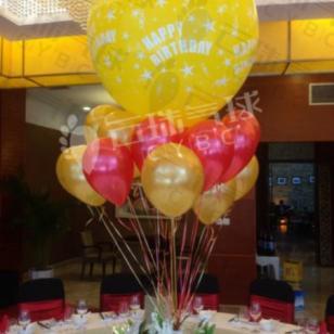 happybirthday气球生日气球图片