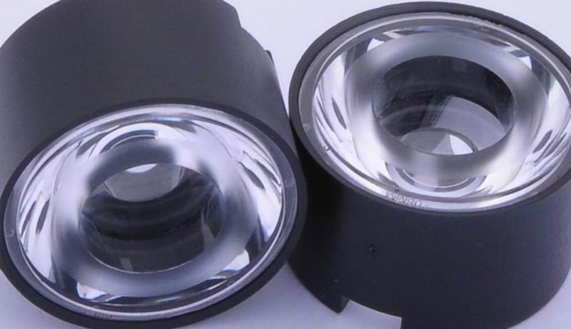 供应24MM大功率LED透镜光学透镜