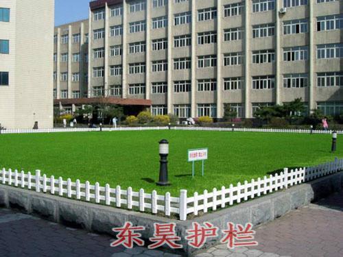 南京/供应PVC草坪护栏南京景观围栏PVC草地栅栏批发价格图片