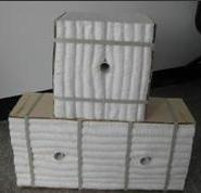 硅酸铝纤维模块厂家图片