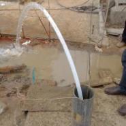 海盐工程降水井点降水图片