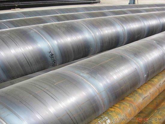 供应螺旋焊管厂家图片