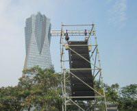 上海专业桁架背景搭建/上海专业婚礼签到背景搭建图片