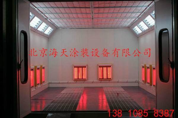 供应设备烤漆房家具喷漆房图片