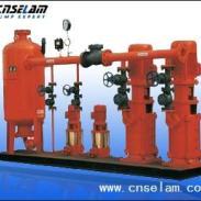 补气式气压罐XQ型消防泵组图片