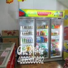 江西赣州超市饮料柜的摆放空间