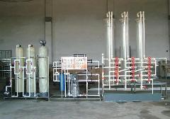高纯水取制设备图片