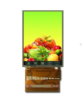 2.2寸TFT液晶屏240*320,2.2寸彩屏,2.2寸屏幕MCU