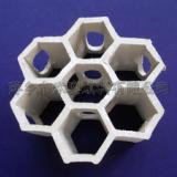 供应陶瓷洗涤连环 陶瓷多孔环 陶瓷七孔环塔填料