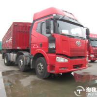 供应低价出售二手解放J6锡柴350货车