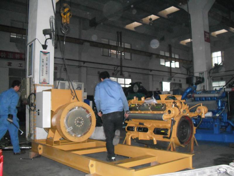 燃气发电机图片/燃气发电机样板图 (3)