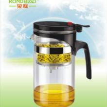 供应批发玻璃泡茶杯高档茶杯北京飘逸杯
