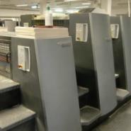 海德堡CD102印刷机图片