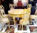 供应仿玛瑙小圆桌,黄石哪里销售玉石家具,黄石玉石家具批发市场