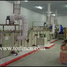 供应多林化工香水瓶自动蒙砂设备TN-01
