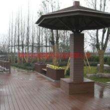 供应梧州木塑厂家,木塑地板,木塑葡萄架图片
