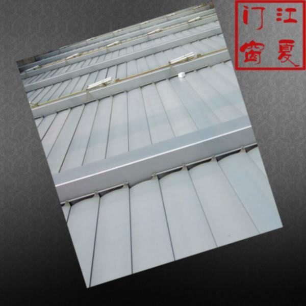 供应电动机翼型百叶窗总公司电话图片