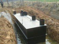 供应一体化污水处理设施