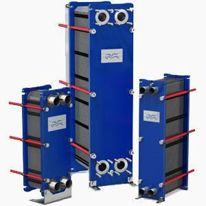 供应换热站成套设备,板式换热器及高效智能板式换热机组