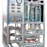供应燃气采暖热水炉测试系统