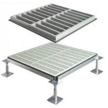 供应西藏美露防静电地板/美露3号钢质通风地板