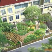 上海宝山区哪里的别墅绿化最便宜图片
