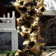 上海太湖石假山制作图片
