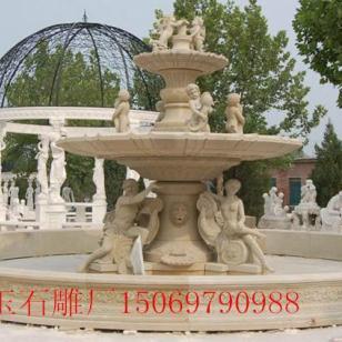 上海石雕喷泉厂家图片