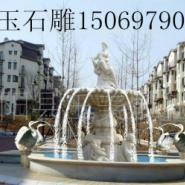 石雕流水喷泉图片