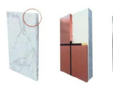 供应65外墙保温装饰板是当今社会的材料天津外墙保温装饰板第一品图片