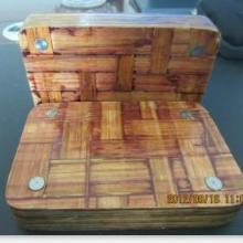 湖南免烧竹砖机托板 生产厂家中南神箭 规格尺寸可定制 耐高温图片