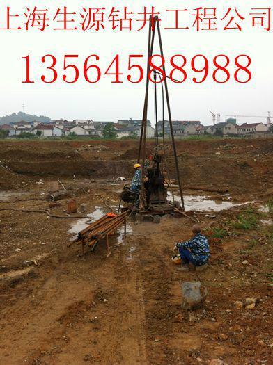 供应江苏盐城钻井打井地源热泵图片