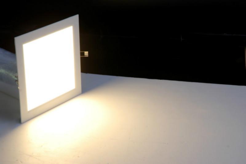 供应福州LED超薄面板灯平板灯规格图片