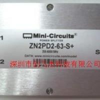 供应Mini-circuits功分器ZN2PD2-63-S+