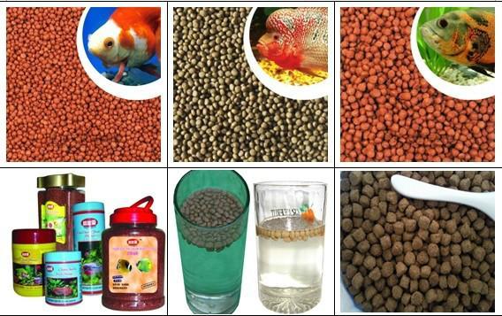供应膨化鱼饲料生产线图片