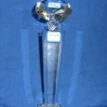 供应西安水晶奖杯制作西安奖杯价格 西安奖杯制作厂家