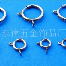 供应不锈钢弹弓扣饰品配件批发