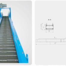 供应重庆机床链板排屑机,磁性机床排屑机,机床链板图片