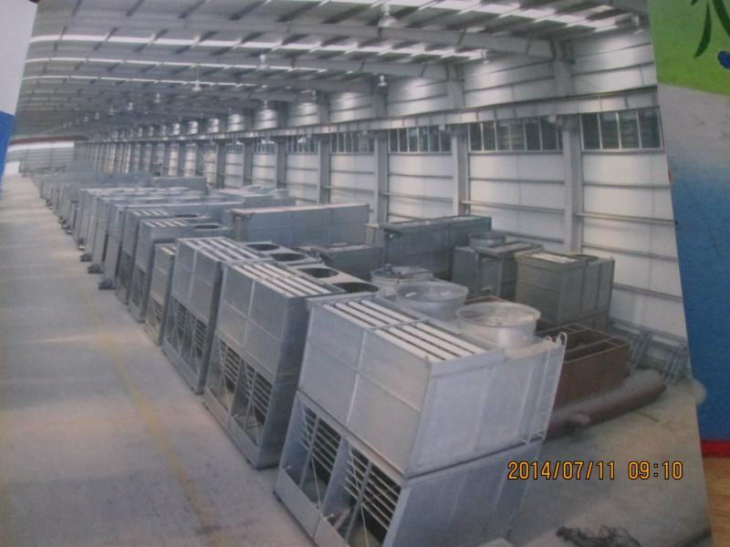 供应德州闭式冷却塔最便宜的厂家 德州闭式冷却塔价格
