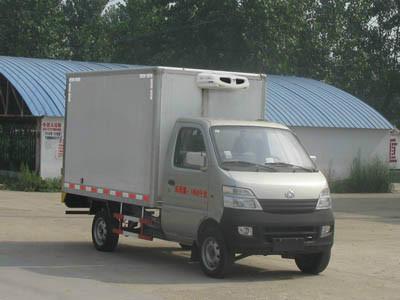供应CLW5020XLC4型冷藏车图片