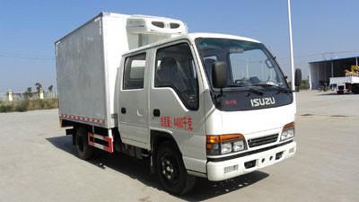 供应CLW5041XLCQ4型冷藏车图片