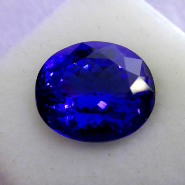 供应坦桑尼亚坦桑石裸石宝石定做坦桑石戒指