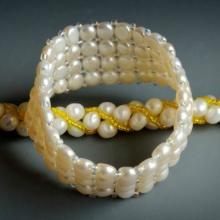 供应安庆水晶饰品外发加工手工饰品串珠子加工与生产批发