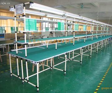 供应PVC皮带生产流水线图片